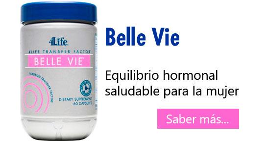 Belle Vie Equilibrio hormonal saludable para la mujer