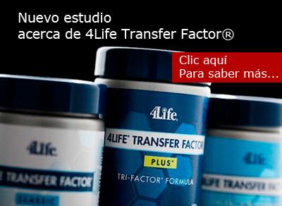Nuevo estudio acerca de 4Life Transfer Factor