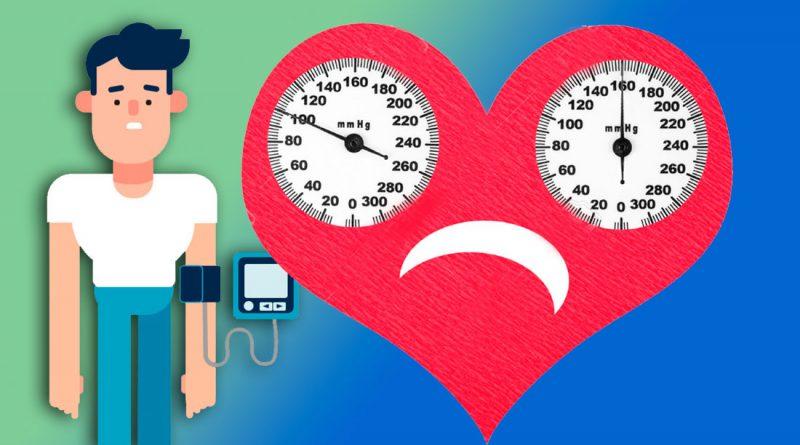 Presión arterial alta, síntomas y factores de riesgo