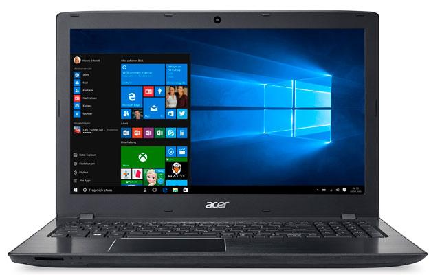 Las mejores laptops para médicos y profesionales de medicina Acer Aspire E15