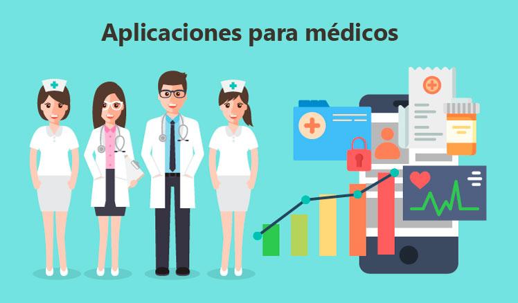 imprescindibles aplicaciones para médicos