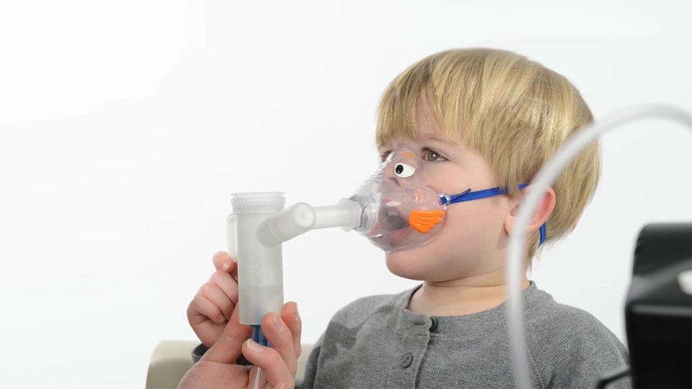 Este dispositivo médico ayudará a administrar medicamentos a las vías respiratorias.