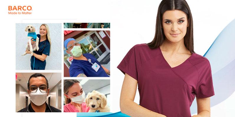 Las mejores marcas de scrubs y batas para médicos