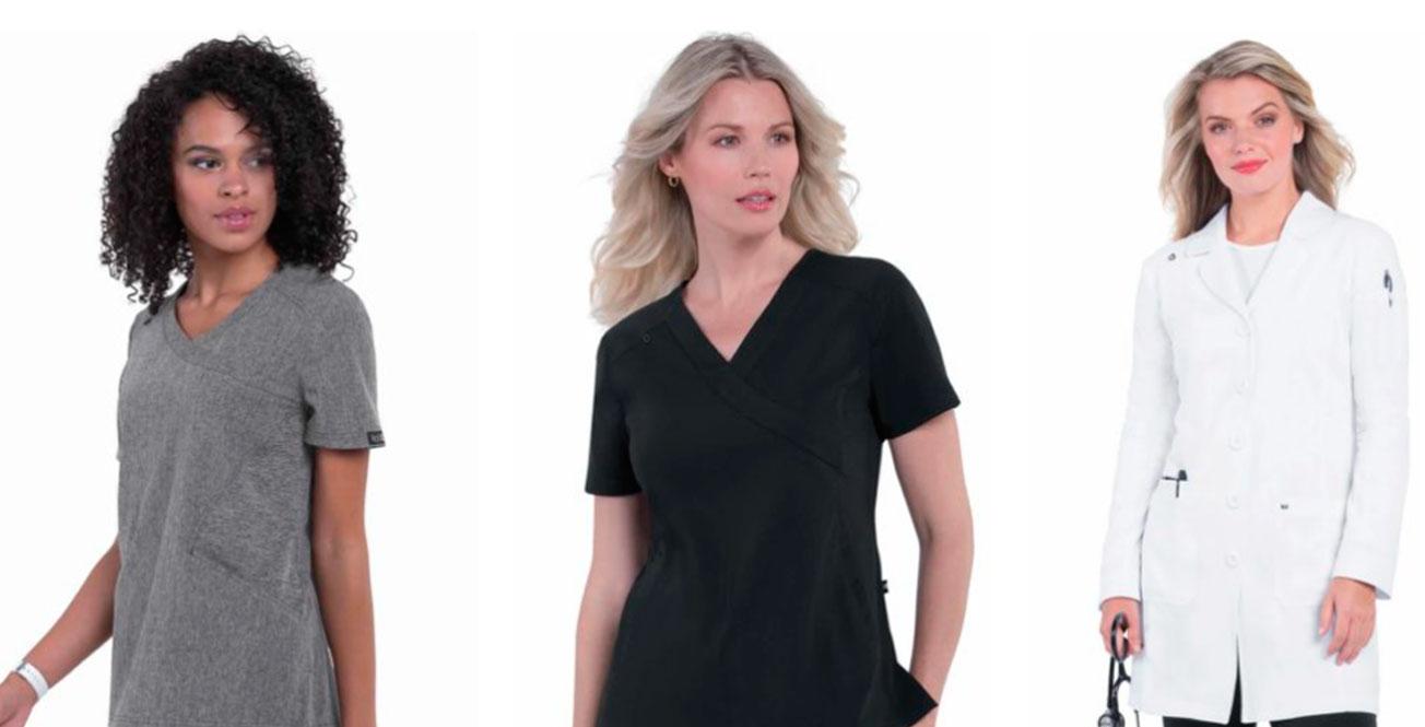 Uniformes koi usa. Las mejores marcas de scrubs y uniformes para médicos