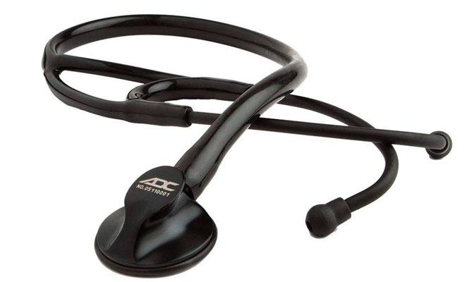 Estetoscopio ADC Adscope 600 Platinum Los mejores estetoscopios para estudiantes de Medicina