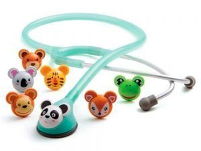 Estetoscopio pediátrico