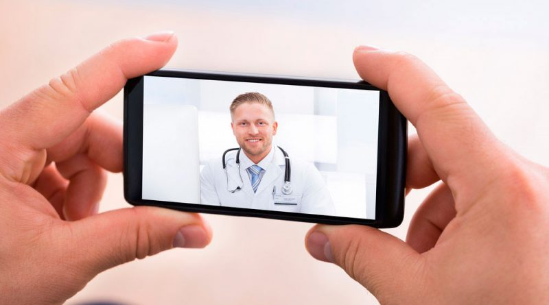 Los smartphones como dispositivo principal entre médicos y pacientes