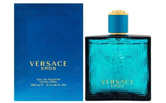 Versace Eros Cologne para hombre
