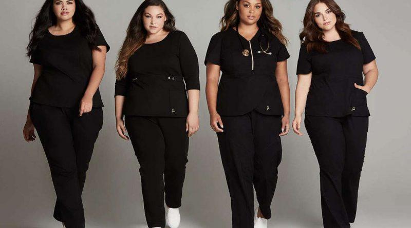 Los mejores uniformes de enfermera talla grande