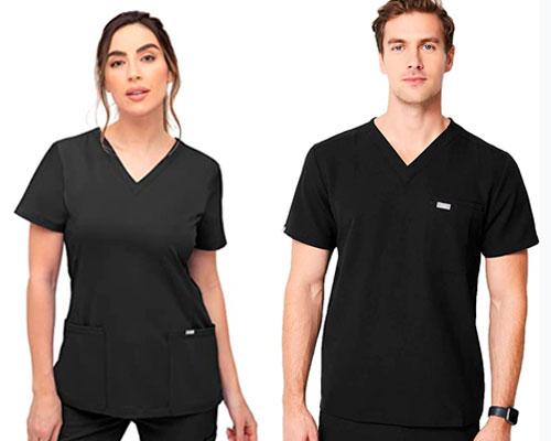 Los colores de uniformes médicos y su significado
