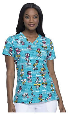 Los mejores uniformes para enfermeras pediátricas