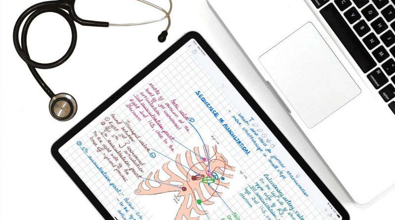 Los mejores IPad para estudiantes de Medicina