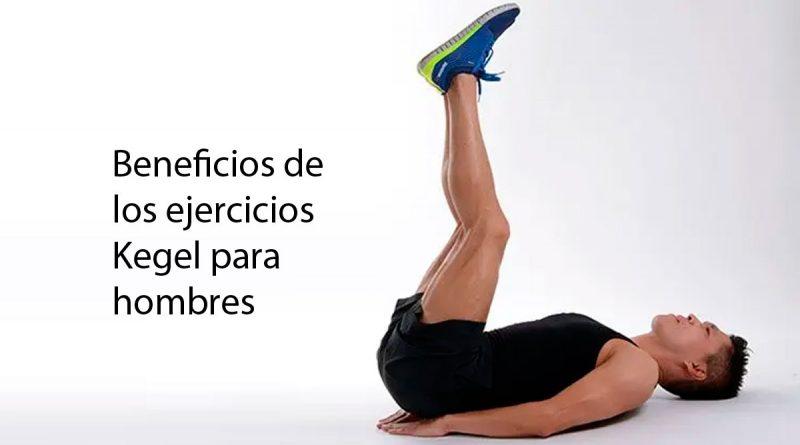 Beneficios de los ejercicios Kegel para hombres
